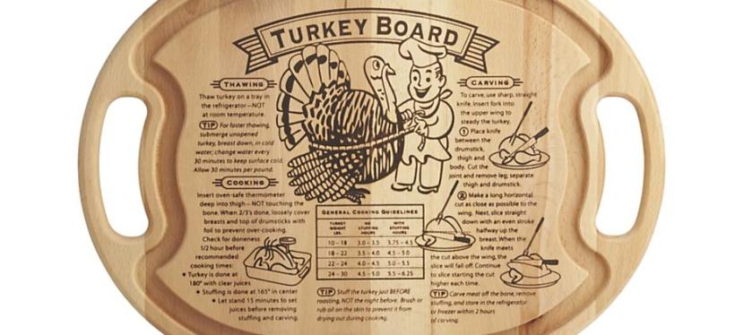 turkey day decor from around theweb.