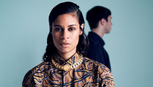 musical musings – alunageorge.